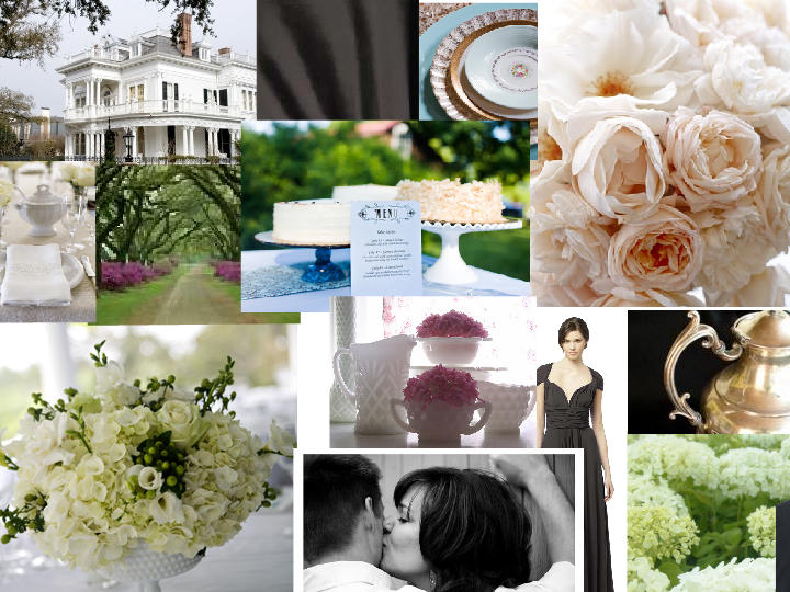 latest styleboards by Vintage Spring Wedding
