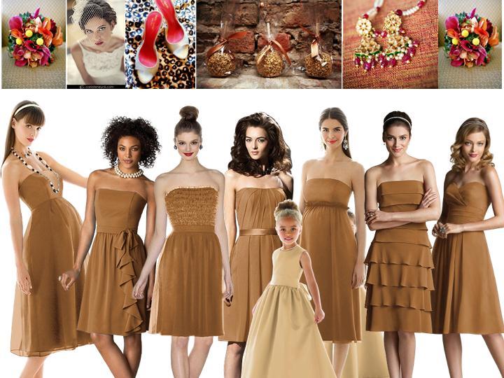 Butterscotch Dresses