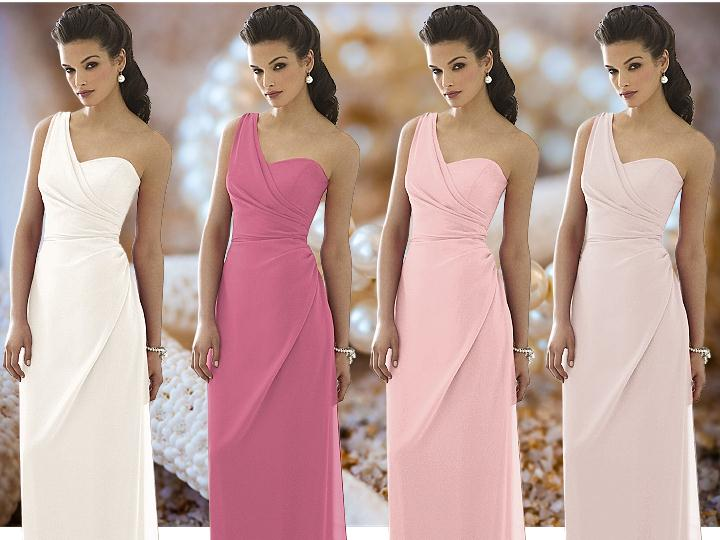 c3d6e5d9dae3 Pastel Pinks : PANTONE WEDDING Styleboard | The Dessy Group